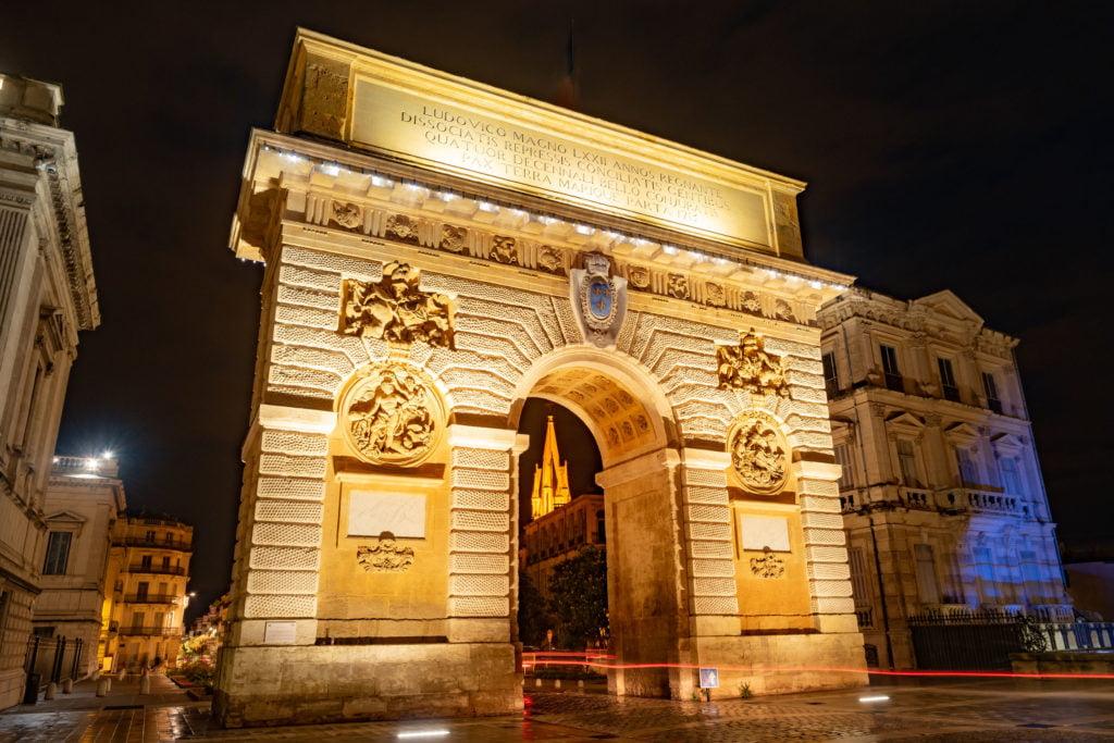 Arc-triomphe-Montpellier