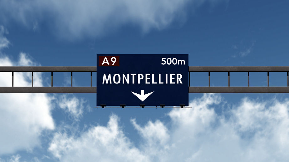 Autoroute A9 Montpellier