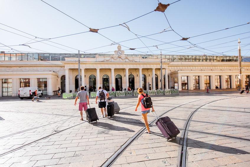 Gare Montpellier Saint Roch
