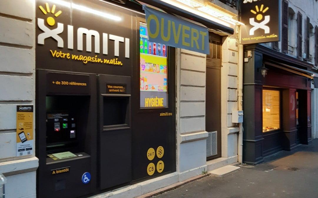 Covid-19 : Ximiti la supérette automatisée bat des records de vente