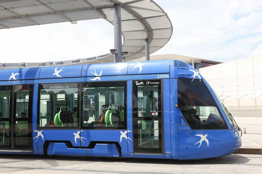 Ligne 1 du tram de Montpellier