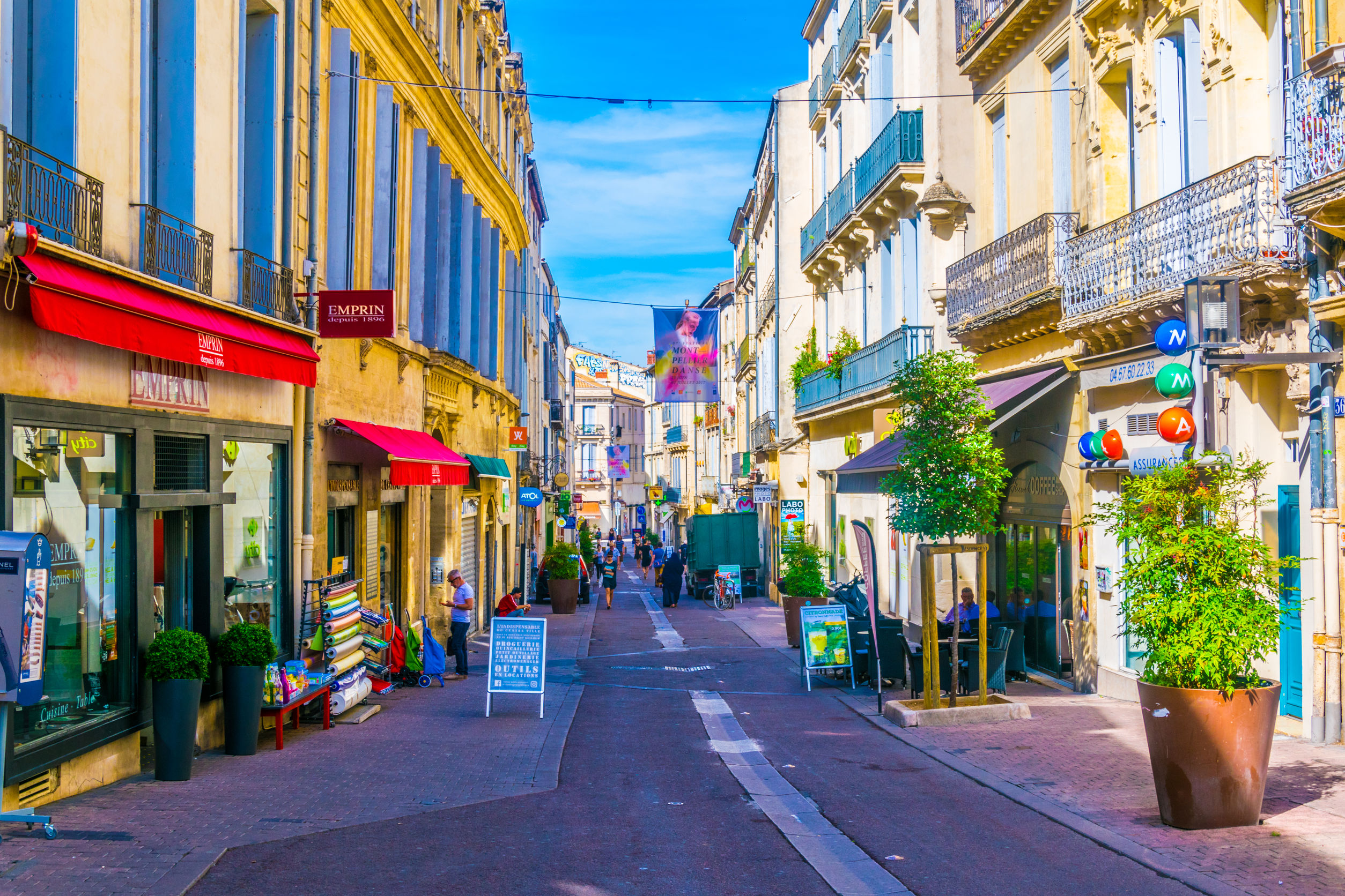 Où faire du shopping à Montpellier ?