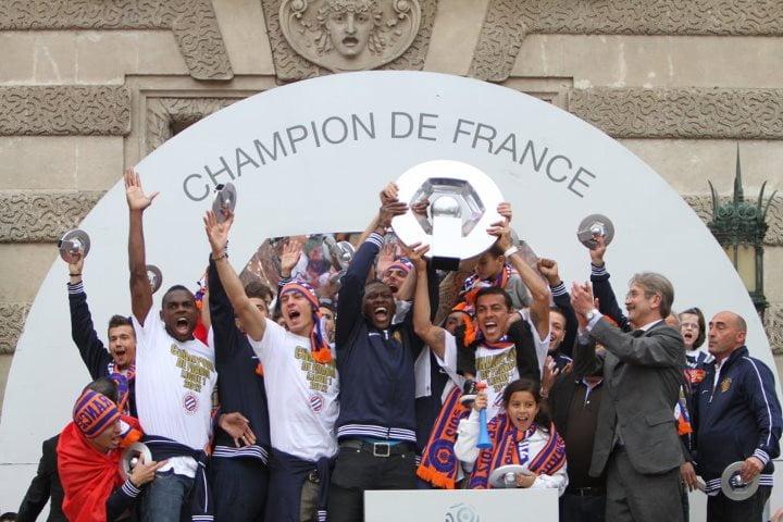 Retour sur le titre de champion de France du MHSC en 2012