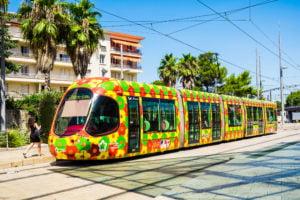 Le Tramway de Montpellier devient gratuit le week-end !