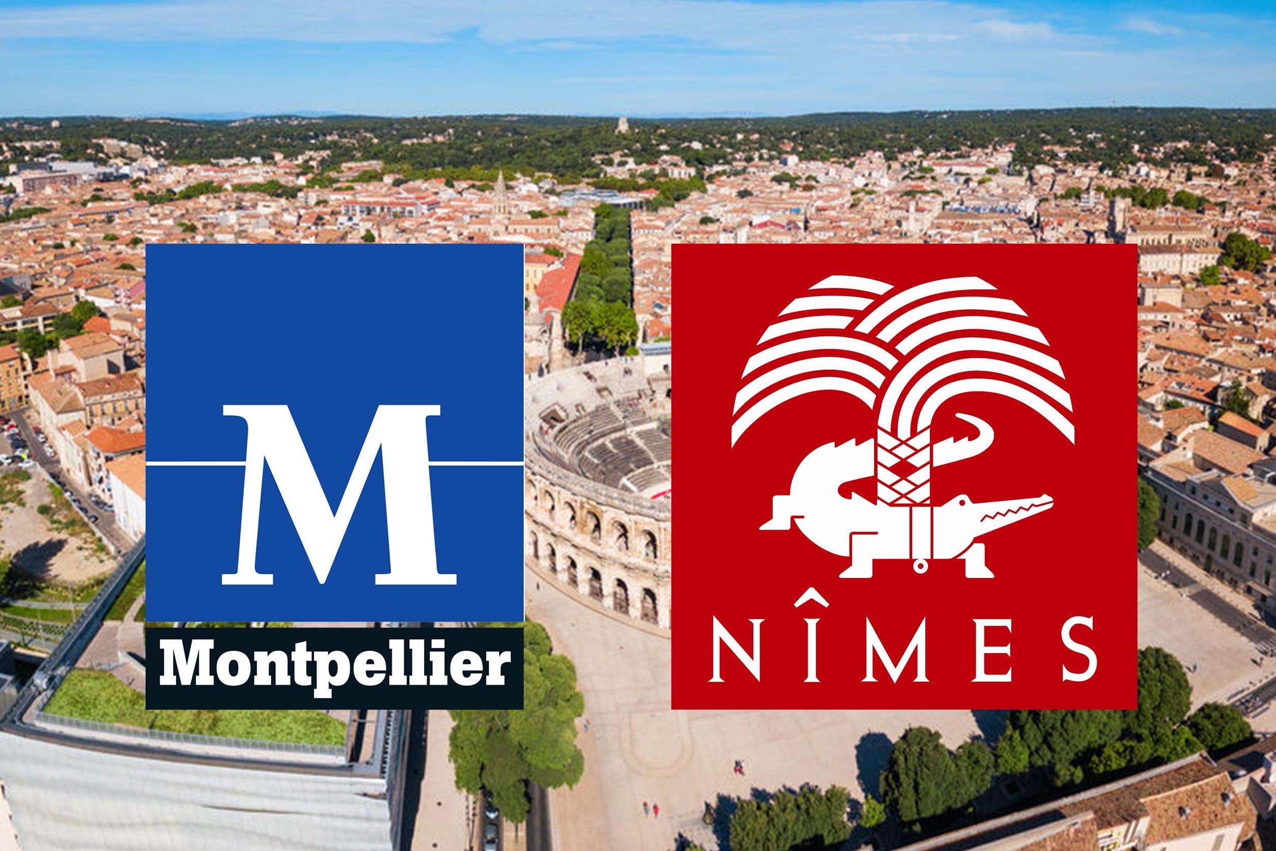 Pourquoi y a-t-il une rivalité entre Montpellier et Nîmes ?