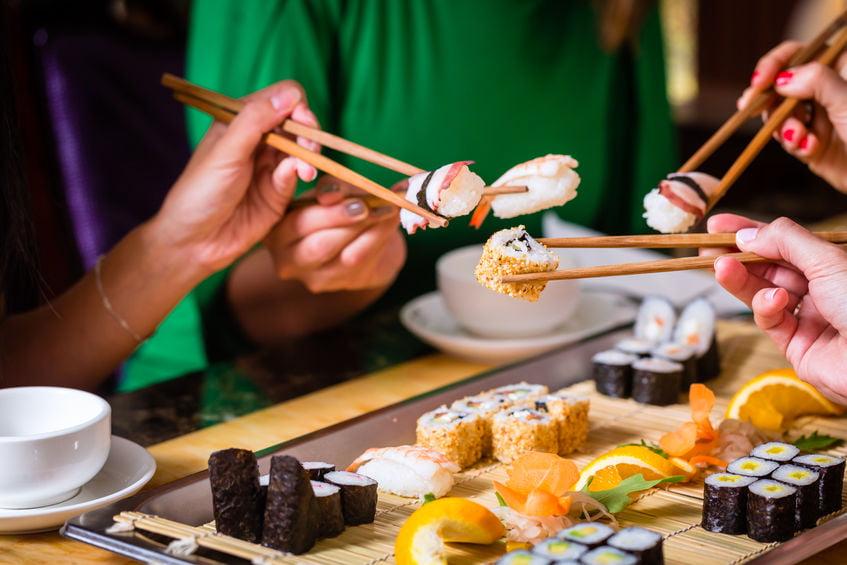 Les 5 meilleurs restaurants de sushi de Montpellier