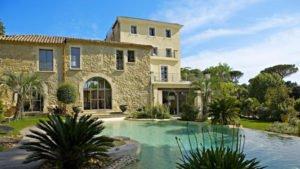 Les trois plus beaux hôtels de luxe à Montpellier