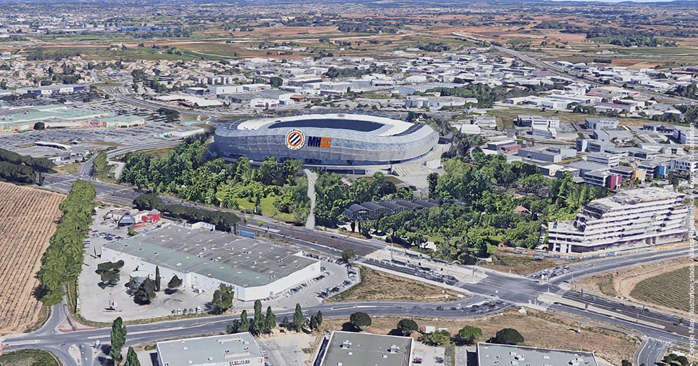 Read more about the article De nouvelles informations sur le stade Louis Nicollin de Montpellier
