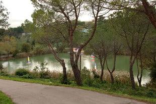 Lac des Garrigues