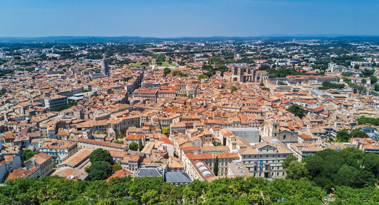 Création d'entreprises : Montpellier 1ère ville d'Occitanie