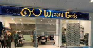 Ouverture d'une boutique Harry Potter à Odysseum