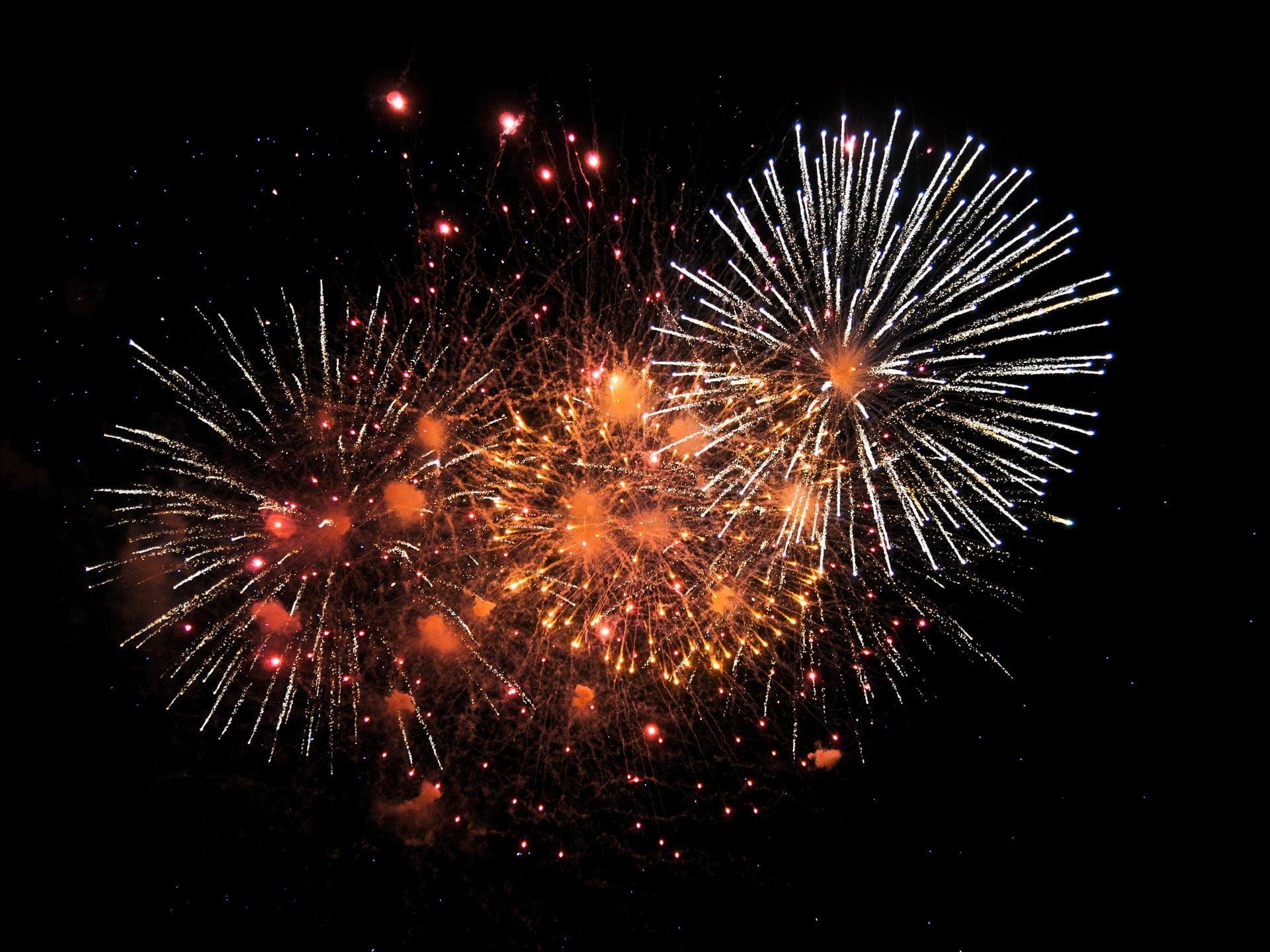 Read more about the article Le feu d'artifices du 14 juillet sera tiré au Parc Charpak