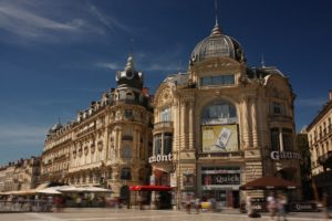 De fausses files d'attente devant les lieux culturels de Montpellier