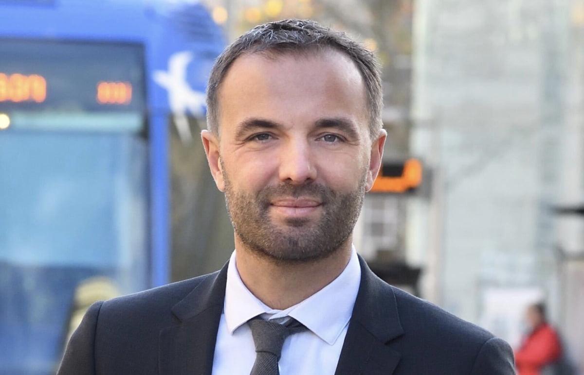 Le prix de l'élu local de l'année remporté par Michaël Delafosse