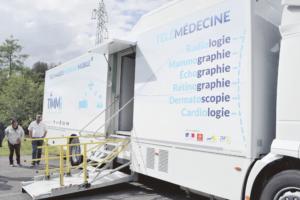 Vaccination au Covid 19 : Le camion Proxivaccin bientôt dans l'Hérault !