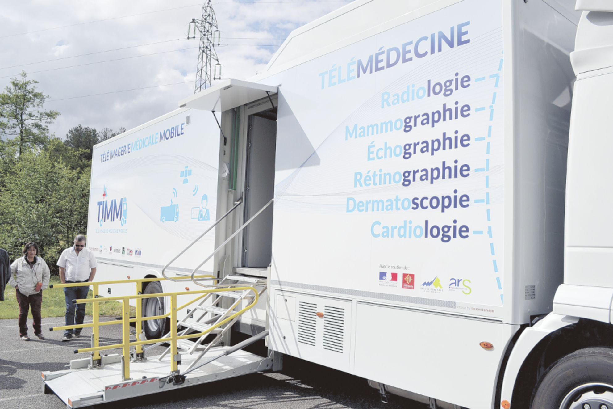 Read more about the article Vaccination au Covid 19 : Le camion Proxivaccin bientôt dans l'Hérault !
