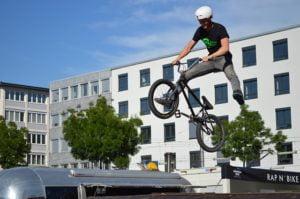 Les mondiaux de BMX à Montpellier