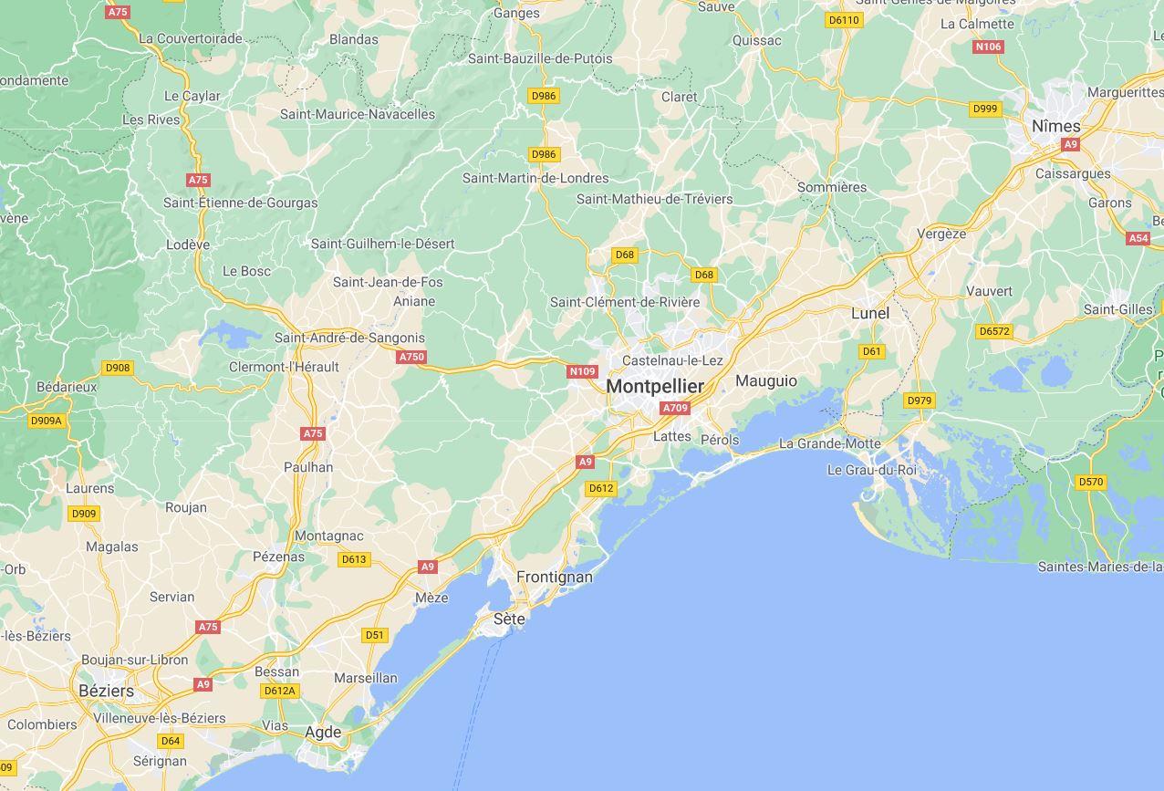 Read more about the article Quoi faire à 1 heure de Montpellier ?