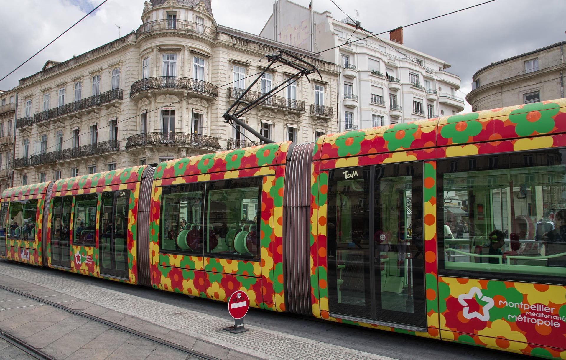 Une police des transports à Montpellier en 2023 !